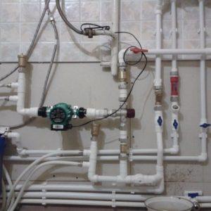 Установка фильтров и счетчиков для воды черкассы