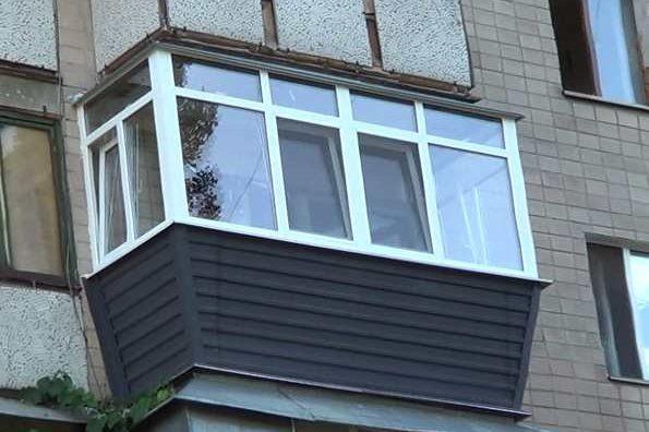 Установка балконов в Черкассах