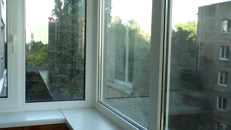 окна из пластикового профиля в Черкассах