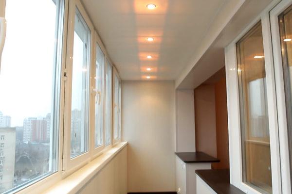 Совмещение комнаты с лоджией в Черкассах