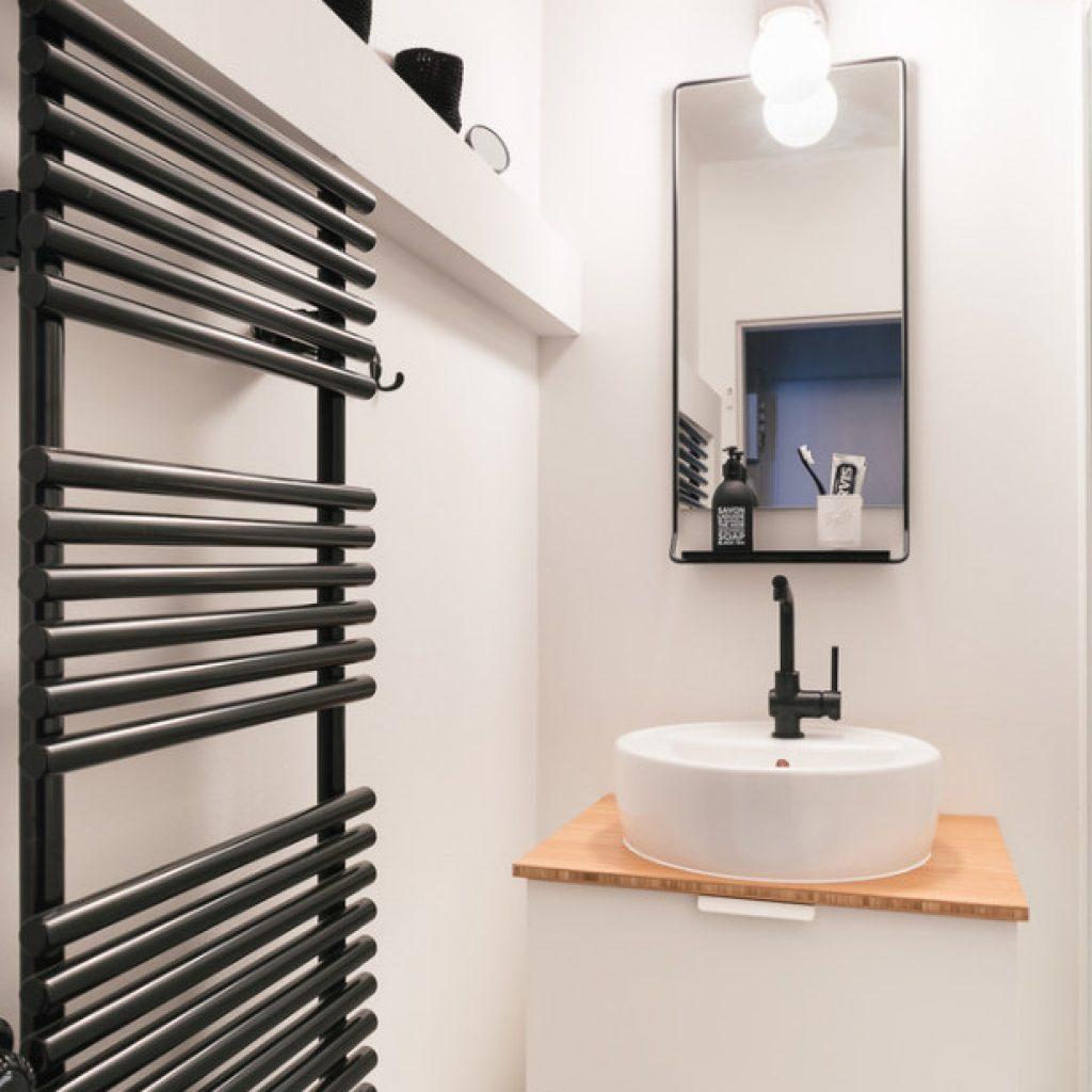 Установка полотенцесушетеля в Черкассах