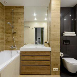Вызвать мастера для установки смесителя и душа в ванной в Черкассах