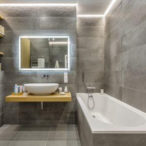 Установить кран и смеситель на стене в ванной Черкассы